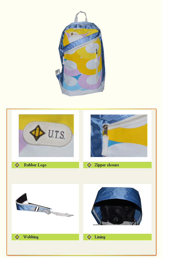 brand travelling 2014 fashion trend backpack