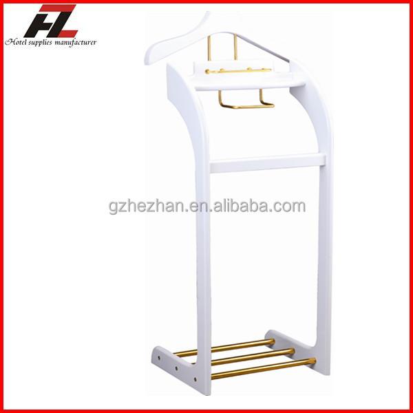 HZ K034 Clothes Hanger Valet Stand