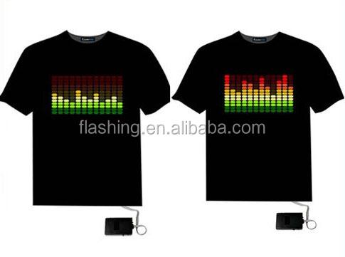 2014 Hot sell led shirt