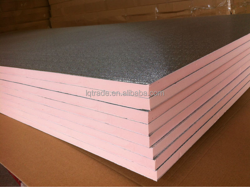 A Class Fireproofing Rigid Phenolic Foam Insulation Panel