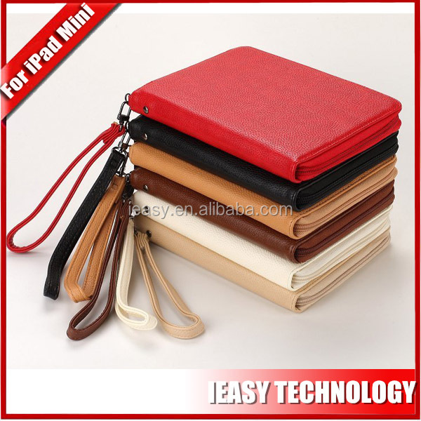zippered case for ipad mini, ipad mini case with zipper case for ipad mini