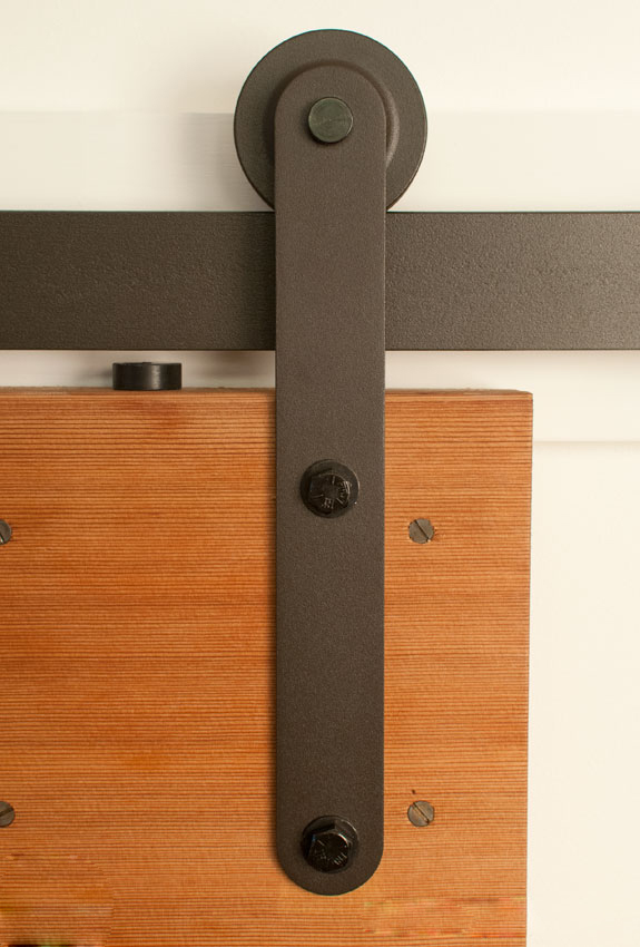 Sliding barn door hardware for Hardware for sliding barn doors flat track