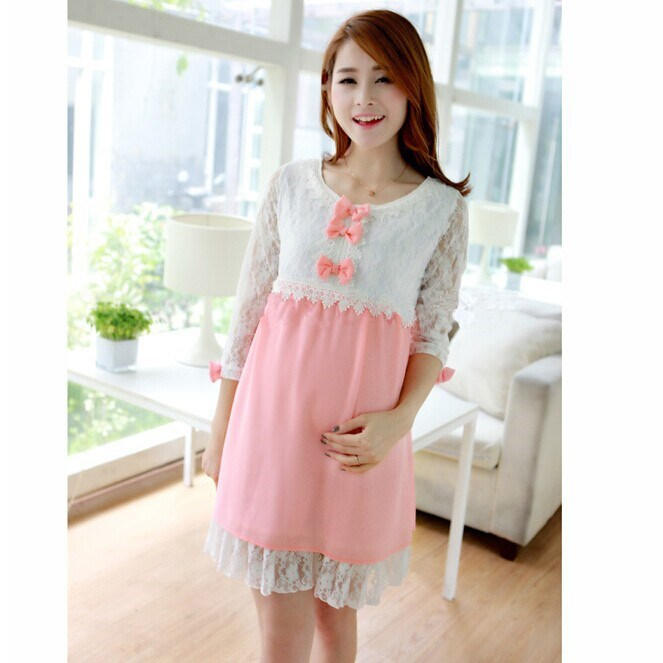 Aliexpress Com Buy Gravida Pregnant Clothes Cute Lace