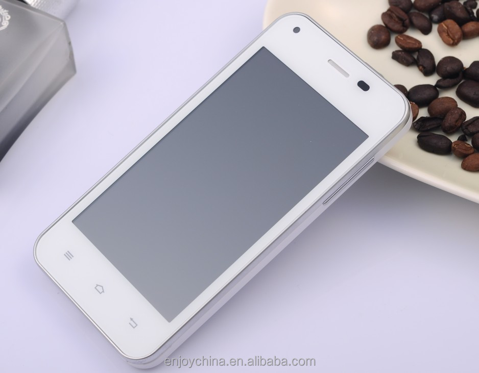 2014 New Arrival JIAYU F1 Android 4.0Inch MTK6572 1.3Ghz Dual Core Dual Camera Smartphone