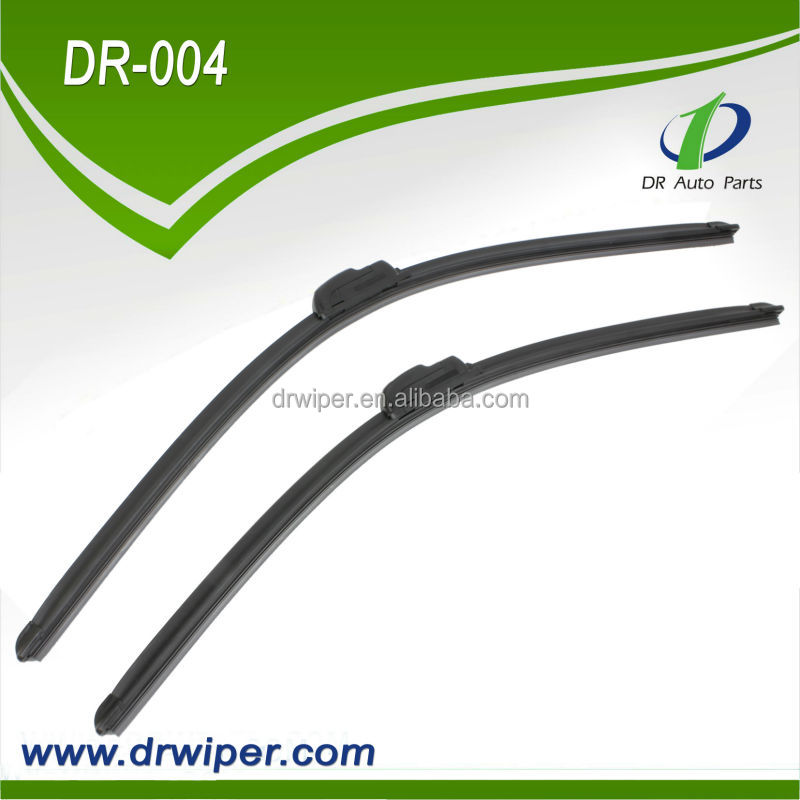 Aero soft universal wiper blade, special windshield wipers and window rgulators repair kit China supplier rear wiper blade arms
