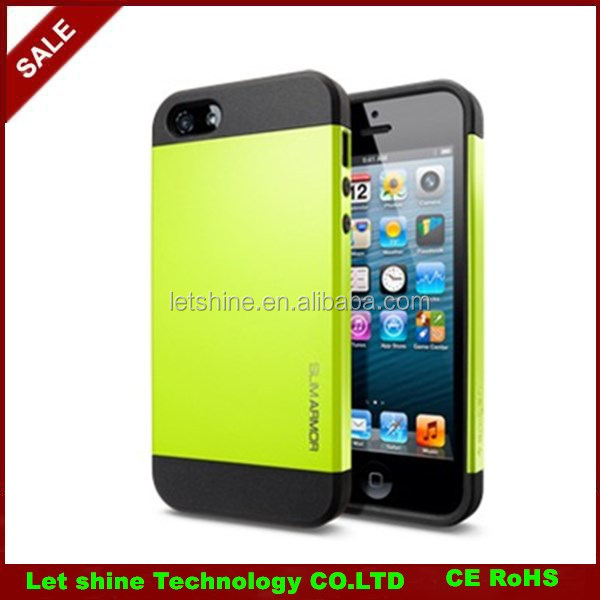NEW SLIM ARMOR SPIGEN Case for iPhone 5 supplier