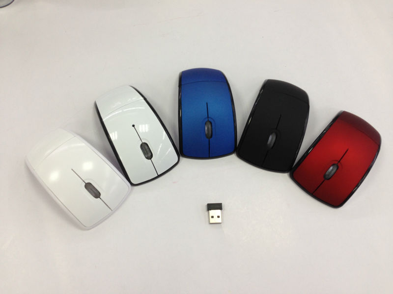Newest popular usb 2.4G wireless mouse for computer/pc/tablet