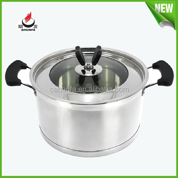 High Quality Stainless Steel Cooking Pot Soup Pot Buy