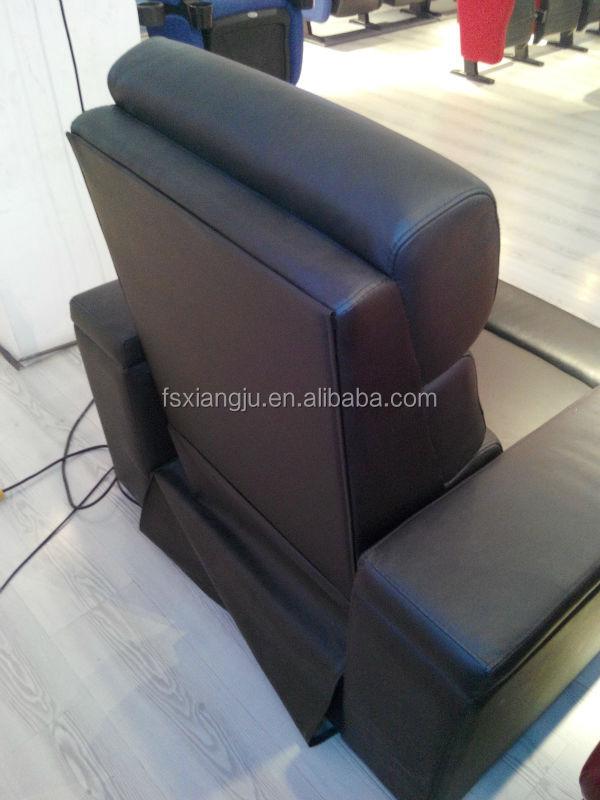 진짜 가죽 전기 홈 안락 의자 영화관 의자, 시어터 소파 편안한 xj ...