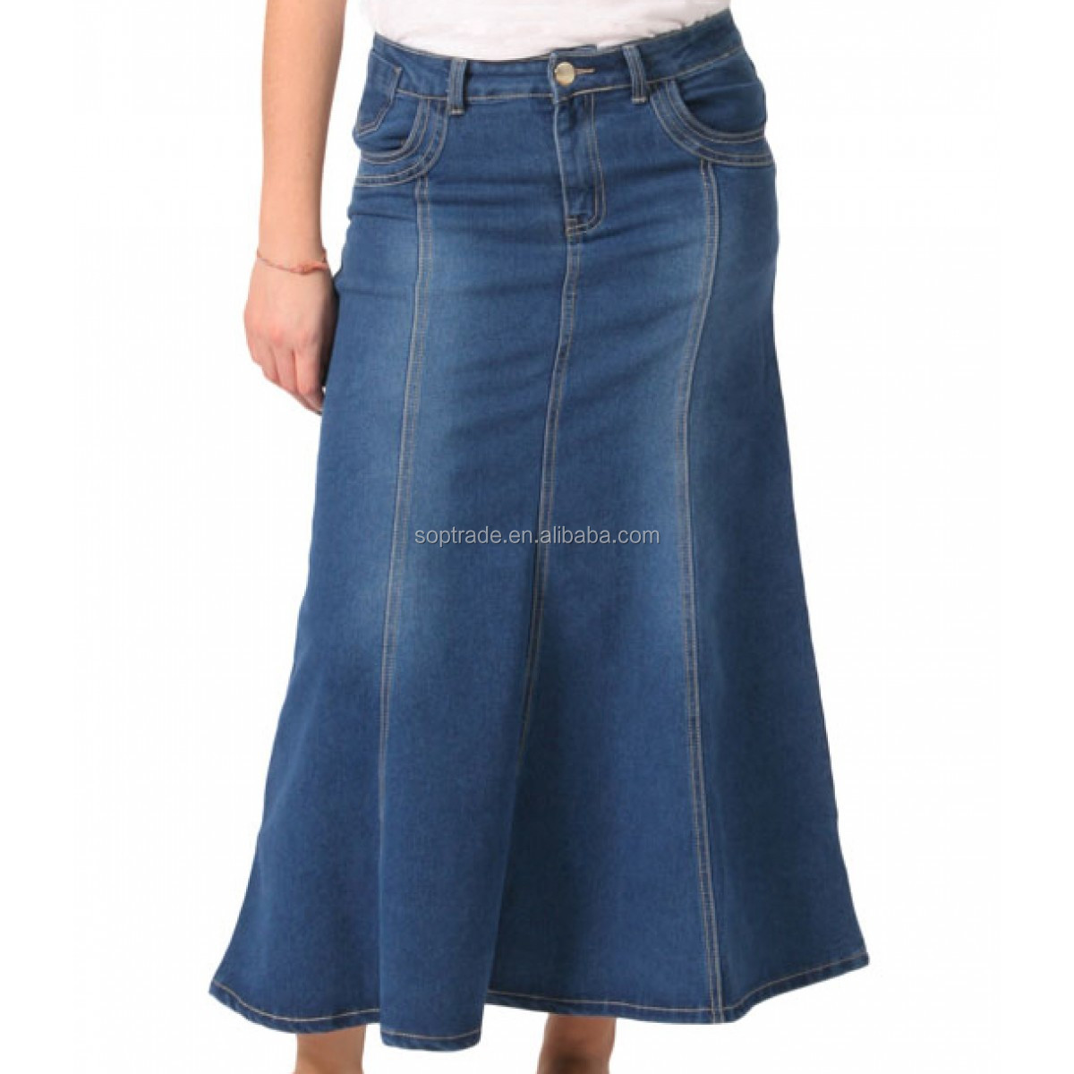 new design indian wholesale denim skirts buy