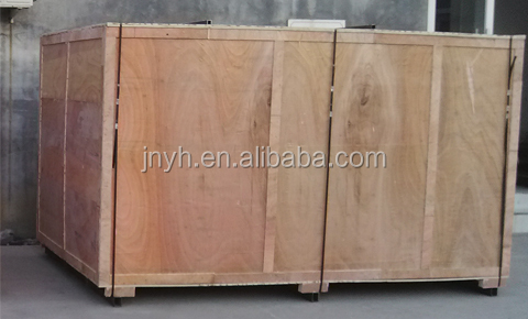 YIHAI standard wood engraving machine M25-B with NK-105