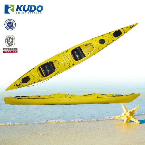 New brand 17 39 double fishing sea kayak view fishing sea for Fishing kayak brands
