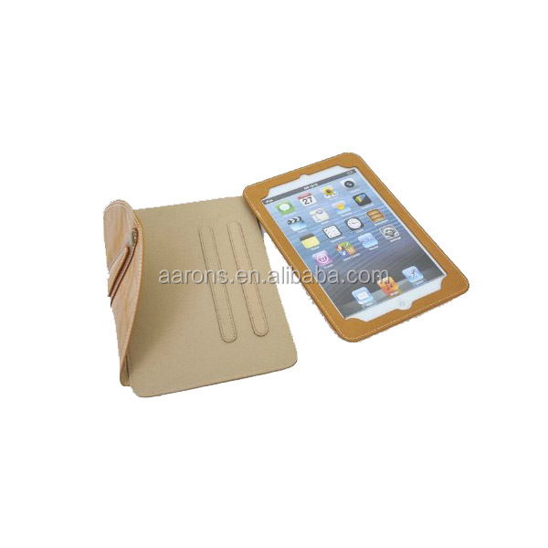 Multiple Functional 360 degree Rotating Leather Case for ipad mini /mini 2