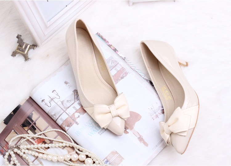 Туфли на высоком каблуке goosegrass