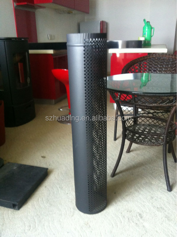 IMG_2474.jpg IMG_2477.jpg & Ce And Painting Galvanized Chimney Pipe Single Wall Chimney Pipe For ...