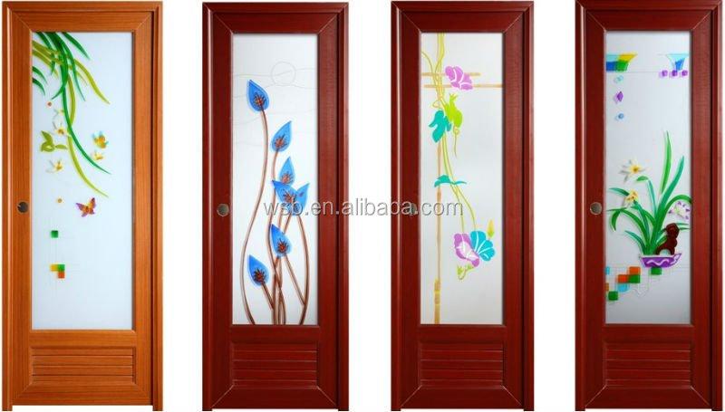 Plastic doors for bathrooms price for Pvc bathroom door designs
