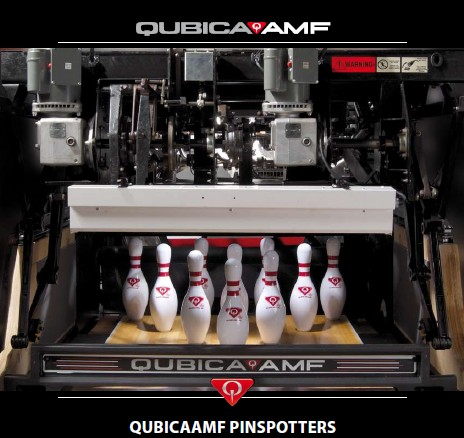 bowling machine parts