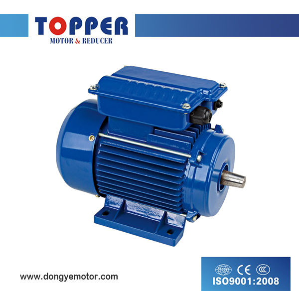 YL single phase two value capacitors electric motor