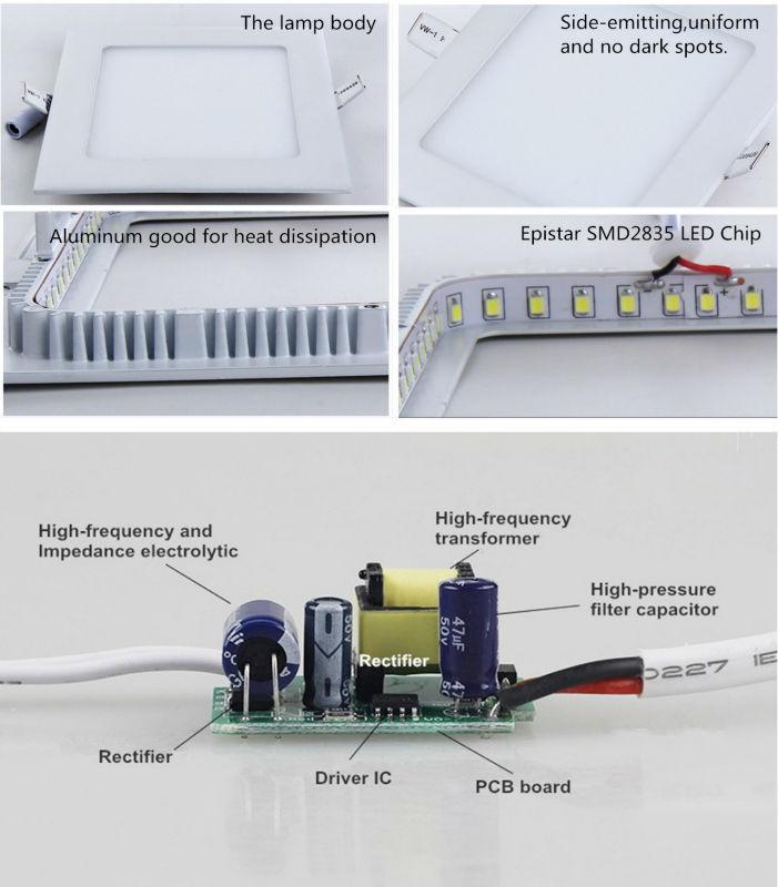 Промышленное освещение BESTKA 25W /led ac85/265v BESTKA-25W