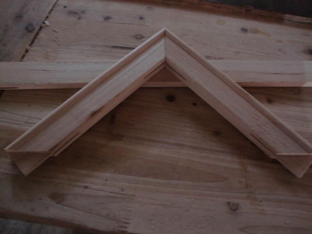 картина голой древесины внутренняя рамка 20 * 40 см