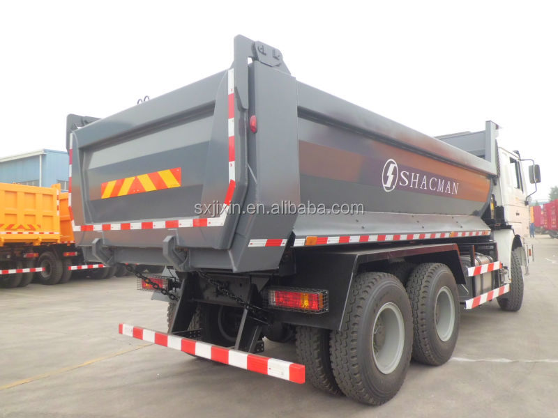 Shacman 25 30 ton 20 cubic meters tipper truck dump - Metre cube en tonne ...