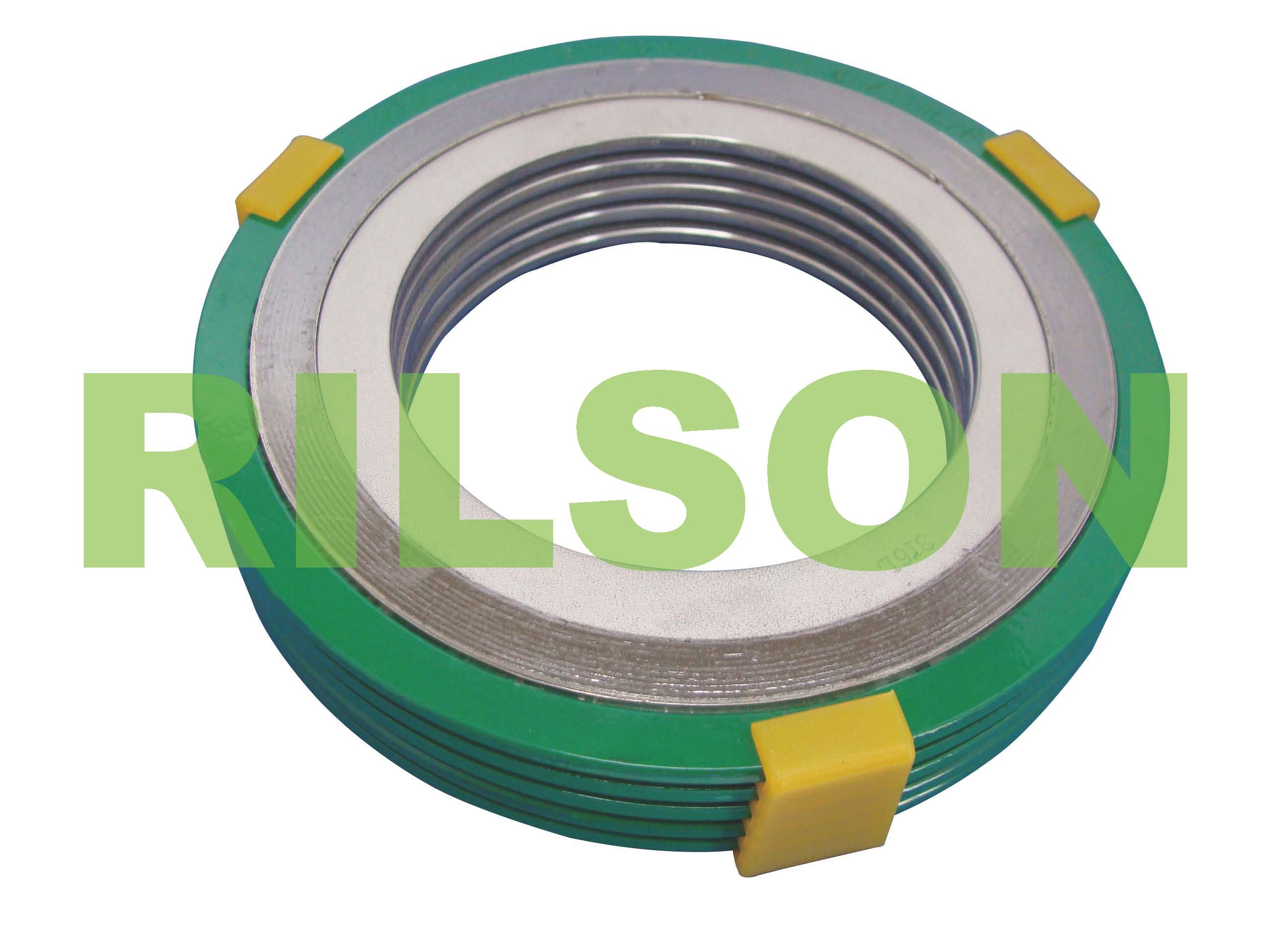 Stainless steel ss spiral wound gasket view