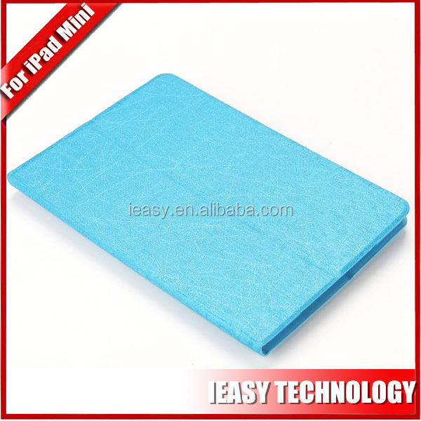 PU leather case for iPad Mini leather case for ipad cover