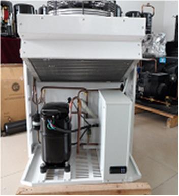 Холодильный компрессорно конденсаторный блок r404
