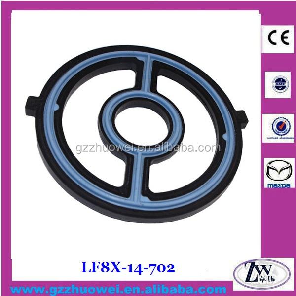 Engine Oil Cooler Seal Gasket For Mazda Engine 3 5 6 Cx 7: Manual Transmission Oil Cooler Replacement Oil Cooler
