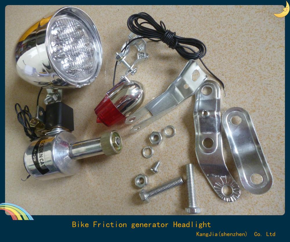 Light Generator Set Generator Head Tail Light