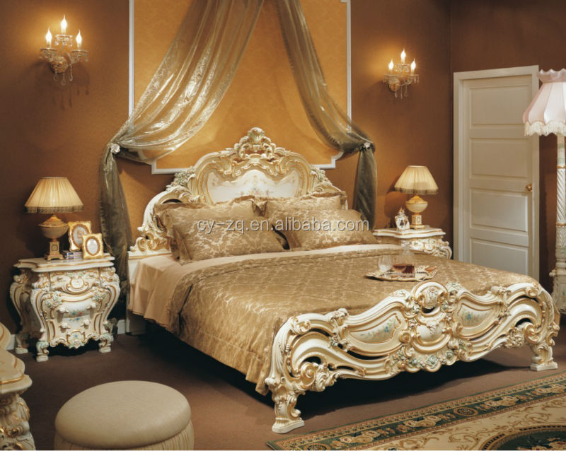 bedroom set cy s005 buy solid wood king size bedroom set elegant