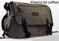Последняя волна мужчин messenger сумка холст сумка messenger сумка человек