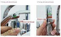 Светодиодная лампа Water Tap 3 RGB LED