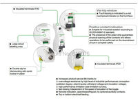 переключатель ic65n 3p 32А Шнайдер новый тип Воздушный автоматический выключатель