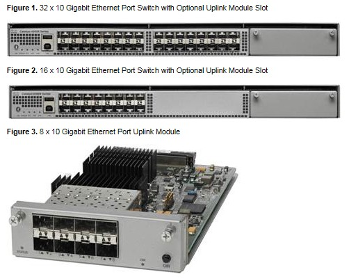 Cisco Catalyst 4500 X Series Fixed 10 Gigabit Ws C4500x