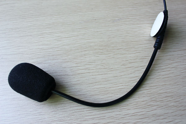helmet walkie talkie headset system