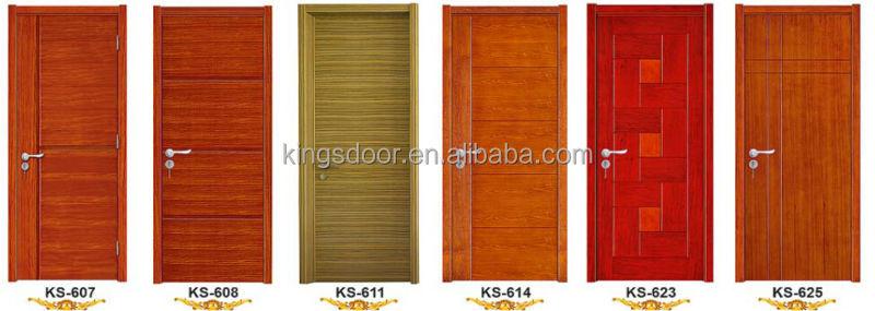Derniers mod les de porte en bois avec de la peinture pour chambre portes id - Peinture pour porte interieure bois ...