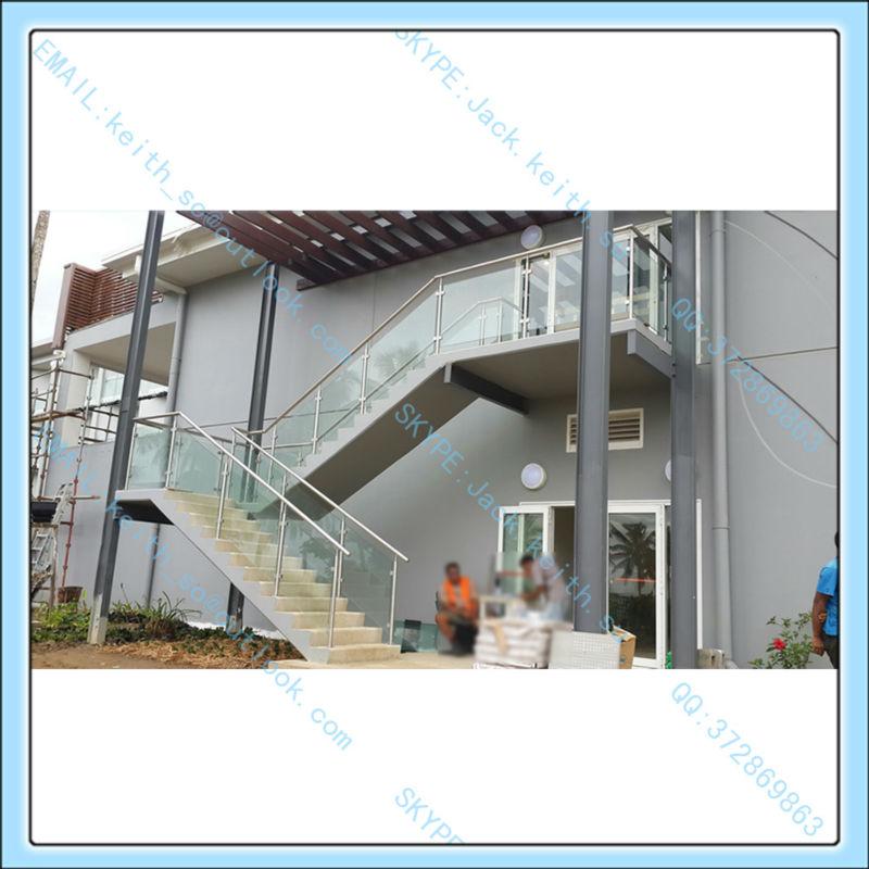 Hotel wyndham standard australia glass balcony railing