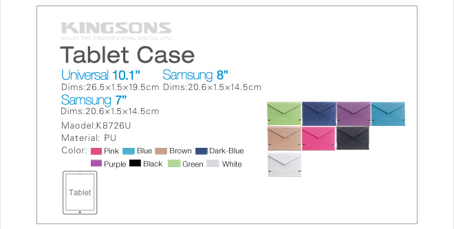 hot selling factory price tablet leather case