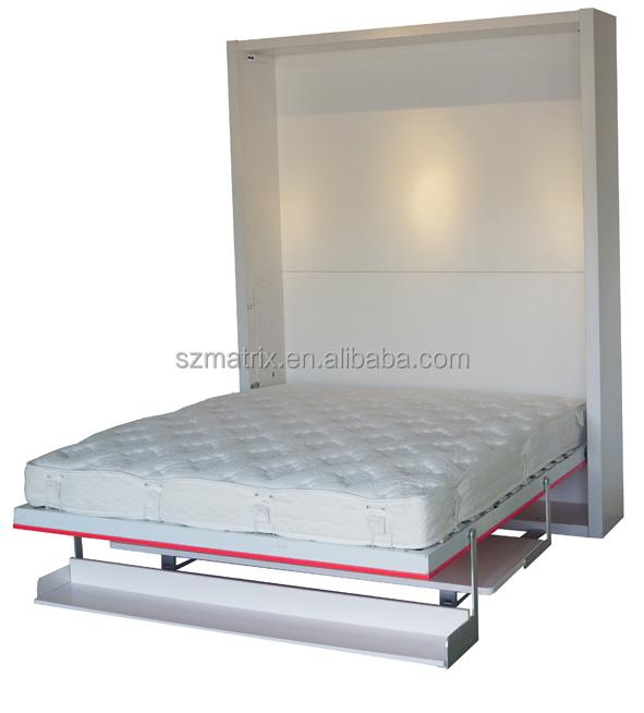 lit mural avec table pliante lit mural hiddeninterface gagner de la place lit escamotable. Black Bedroom Furniture Sets. Home Design Ideas