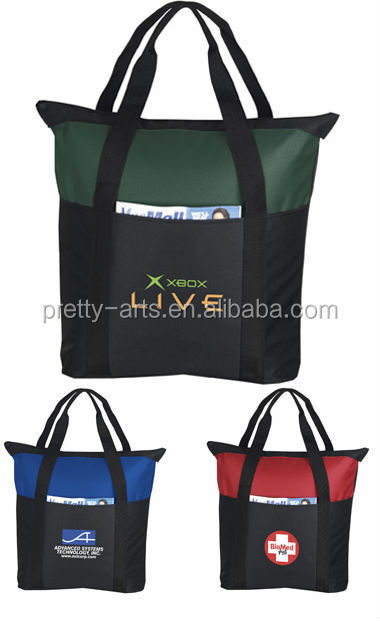 new hot reusable working business handle bag