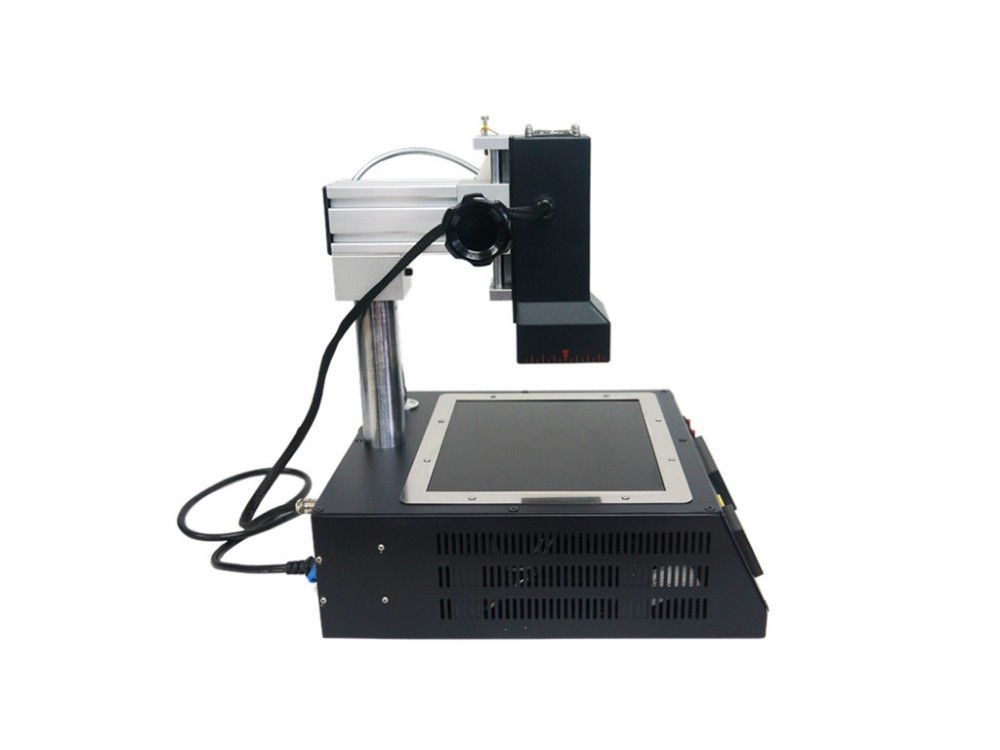 Infrared BGA Rework Station LY IR6500. IR Rework System.Infrared soldering machine with PCB brackets for PS3 and XBOX