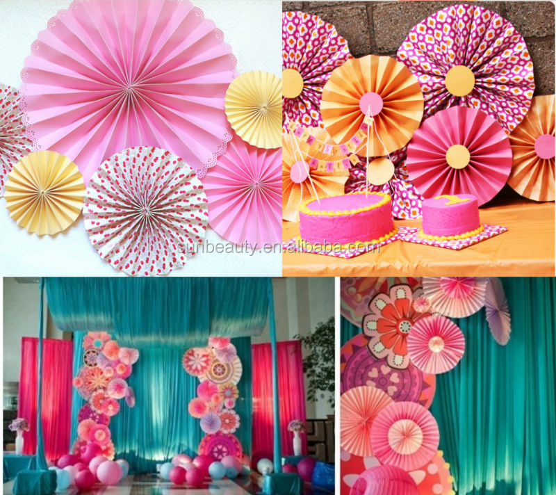 Wedding varmala garlands pompom garland for indian wedding for 1st birthday stage decoration