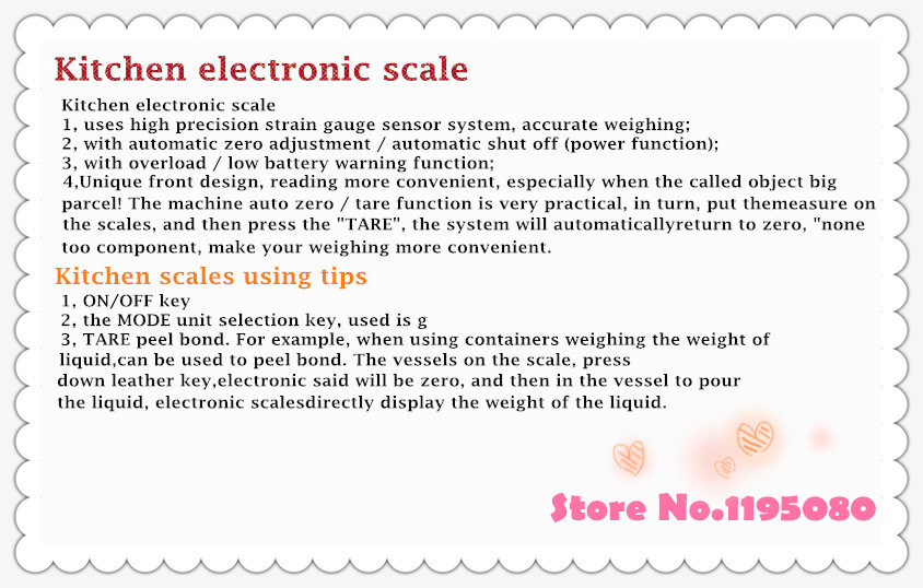 Electronic Kitchen Scale Инструкция - womanmiageoplas67