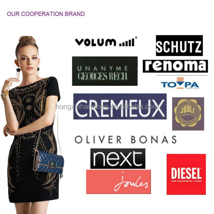 2014 ss new model leather handbag lady tote