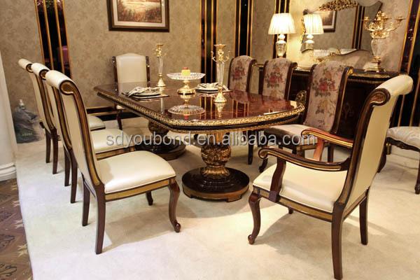 0063 de madera maciza silla de comedor de estilo italiano muebles ...