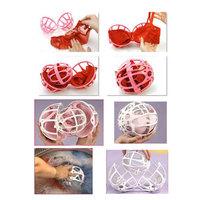 двойной мяч пузыря бюстгальтер заставки шайбы Прачечная стиральная двойной станок Протектор Комплект es88