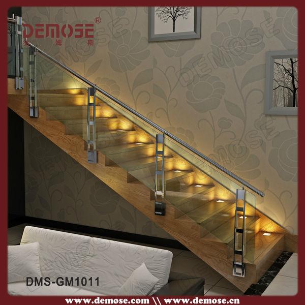 Automatische trap lights invisible stringer led trap verlichting binnen trappen product id - Trap binnen villa ...