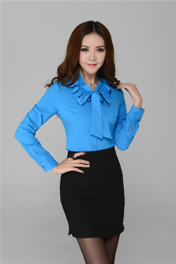 Work Blouses For Women - Blouse Styles