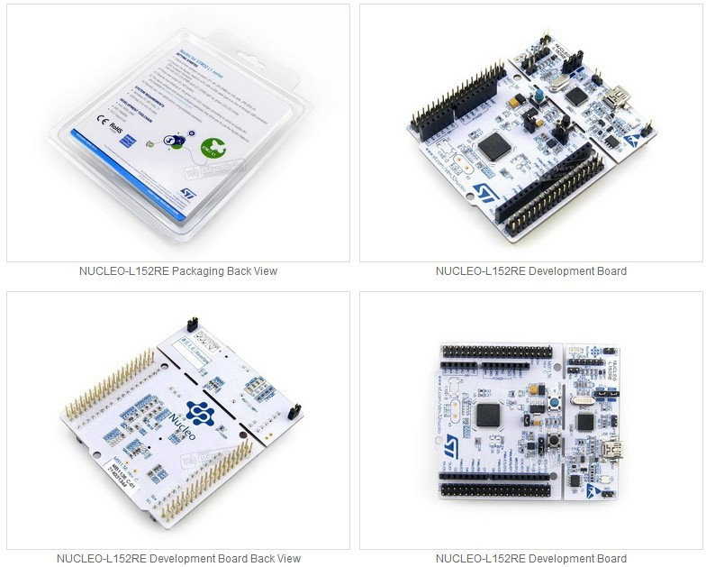 STM32  Board NUCLEO-L152RE STM32L152RE Integrates ST-LINK Development Board Kit Free Shipping